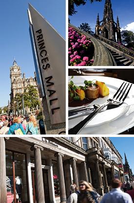 Edinburgh city images