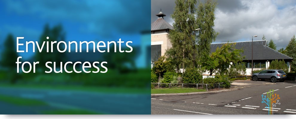 Environments for success